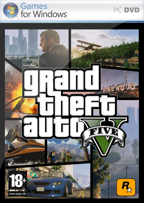 descargar Gta 5 para pc