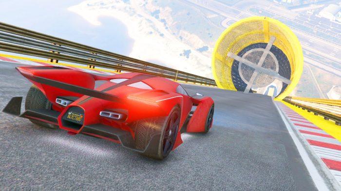 circuito especial de vehículos en GTA 5