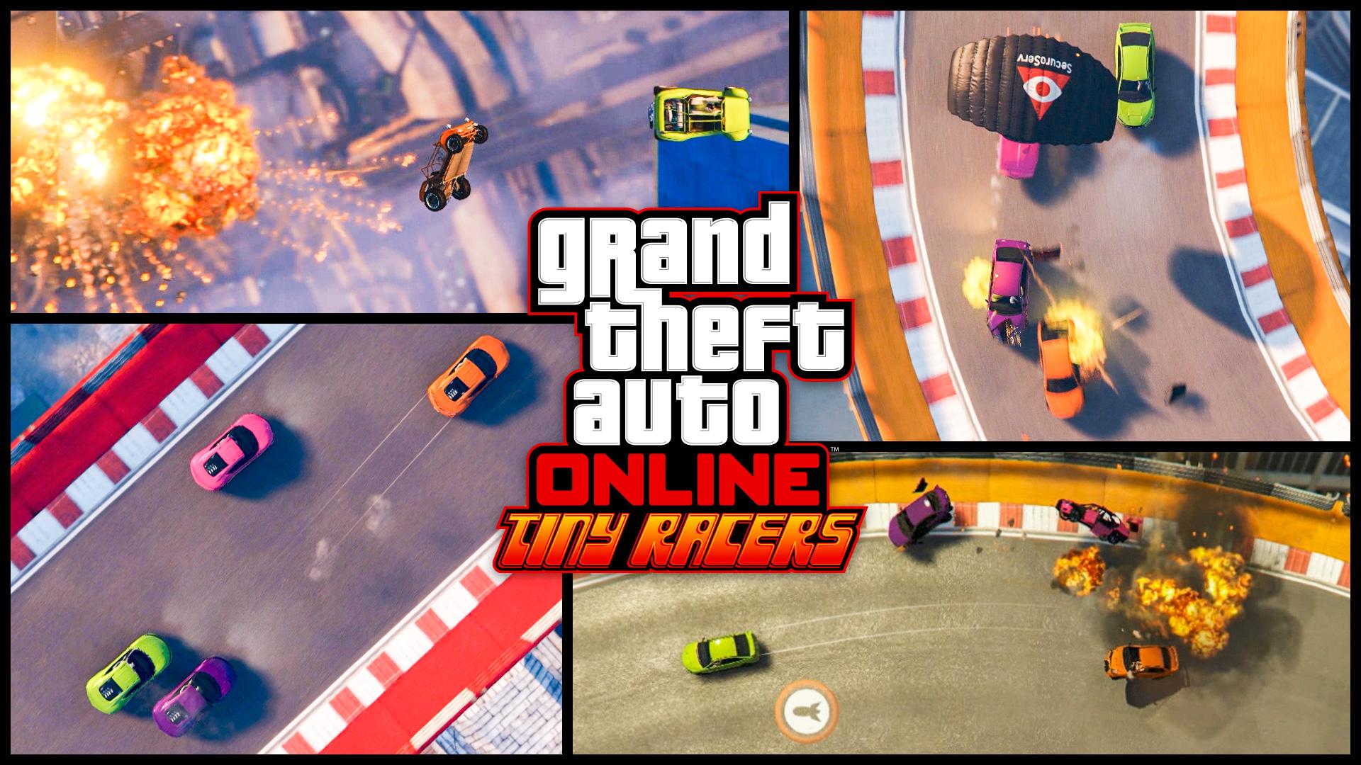 Nueva actualización GTA Online Tiny Racer