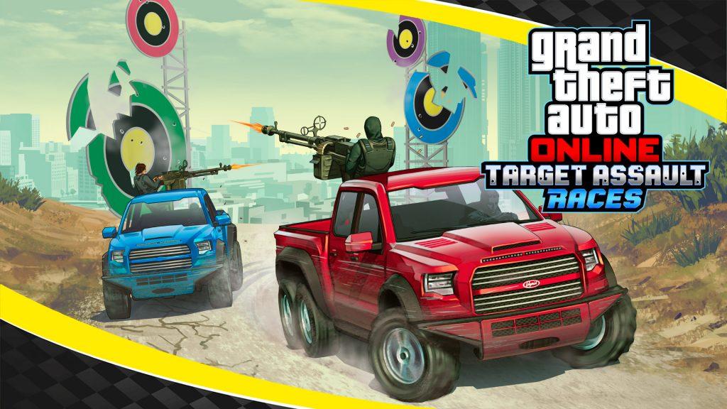 GTA target Assault races